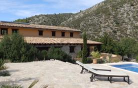 4 bedroom houses for sale in Castell de Castells. Country Property of 4 bedrooms in Castell de Castells