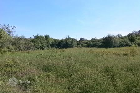 Development land for sale in Istria County. Building land Big terrain near the sea!
