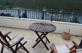 2 bedroom apartments by the sea for sale in Kotor. Waterscape apartment in Trashte Bay
