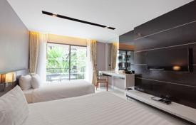 Freehold fully furnished condo at a 4-star beachfront resort in Patong for $199,000