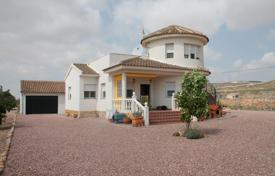 Property for sale in El Pinós. Villa with a rooftop terrace, Pinoso, Spain