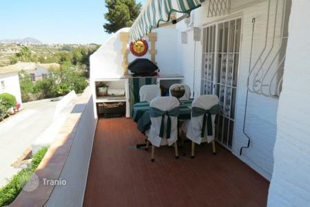 Cheap residential for sale in Moraira. Apartment of 2 bedrooms with communal pool in Moraira