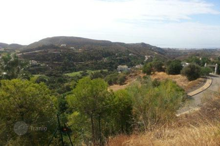 Land for sale in Benahavis. Development land – Benahavis, Andalusia, Spain