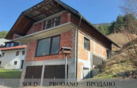 Cheap residential for sale in Central Europe. The house is located in Strmec na Predelu and would provide a large family house