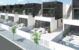 Cheap 3 bedroom houses for sale overseas. Modern 3 bedroom villas with private pool in San Pedro del Pinatar