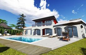 4 bedroom houses for sale in Istria County. Villa – Istria County, Croatia