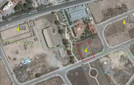 Development land for sale in Meneou. Building Plot