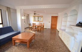 Coastal residential for sale in Calpe. Furnished apartment with a terrace, at 400 meters from the beach, Calpe, Spain