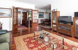 4 bedroom apartments for sale in Basque Country. Elite apartment in an ancient renovated palace with a garden and a garage in the Algorta district, Getxo, Basque Country, Spain