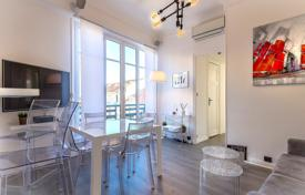 Cheap 2 bedroom apartments for sale in France. Modern two-bedroom apartment with a balcony in the center of the city, Nice, France. High rental potential!