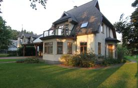 Coastal property for sale in Latvia. Furnished house in Jurmala