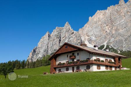 Luxury new homes for sale in Italy. New home – Cortina d'Ampezzo, Veneto, Italy