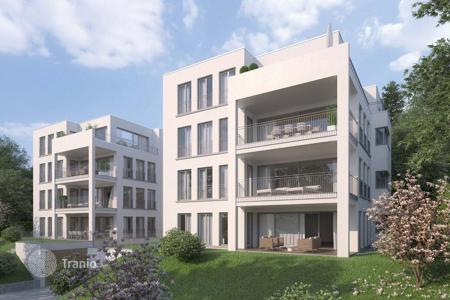 New homes for sale in Black Forest (Schwarzwald). High-class apartment in a new building, on the shady side of the Lichtentaler Alley, Baden — Baden