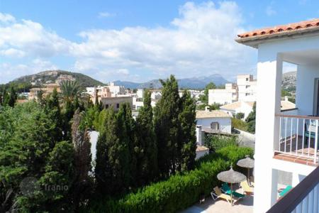 Hotels for sale in Spain. A modern designed aparthotel in Puerto de Pollenca, Majorca, Balearic Islands, Spain