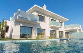 Houses with pools for sale in Faro. Modern villa with a pool, Albufeira, Portugal