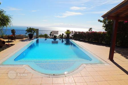 Luxury 4 bedroom houses for sale in Tenerife. Villa – Los Gigantes, Canary Islands, Spain