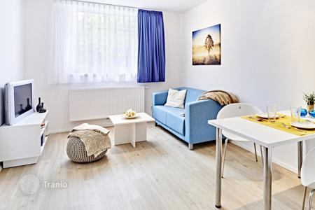 Apartment units for sale in Germany. Apartments package with yield of 3.8% in a new condominium in the center of Nurenberg, Germany