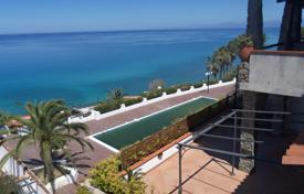 Apartments for sale in Calabria. Apartment with large terrace and panoramic sea views, 100 meters from the private beach apartment complex in Parghelia
