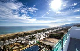 3 bedroom apartments for sale in Alicante. Penthouse with large solarium and sea views in Arenales del Sol