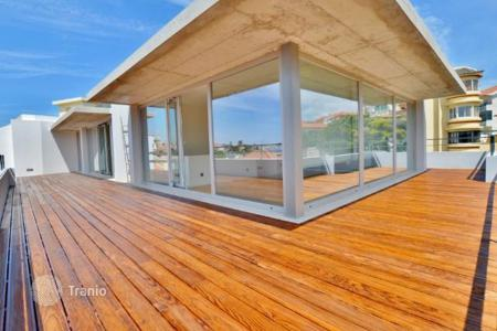 2 bedroom apartments for sale in Lisbon. Duplex apartment with panoramic sea views in Estoril, Portugal