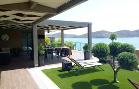 New villa with a swimming pool by the sea in Elounda, Crete, Greece for 1,300,000 €