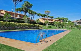 Coastal townhouses for sale in Sa Tuna. Terraced house – Sa Tuna, Catalonia, Spain