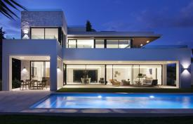 Luxury 4 bedroom houses for sale in Costa del Sol. Magnificent New Luxurious Contemporary Villa, Casasola, Estepona