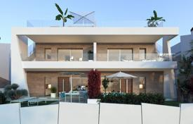 Cheap apartments for sale in Finestrat. New two-bedroom apartment with a sea view in Finestrat, Alicante, Spain