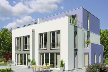 Off-plan residential for sale in Bavaria. Two-family house near Starnberg