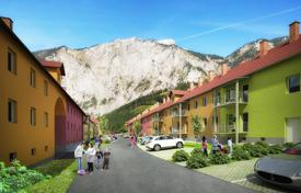 Property for sale in Steiermark. 4-apartment house for rent in mountains