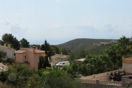Cheap houses for sale in Cumbre. Land for building of 0 bedrooms in Benitachell