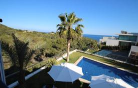 5 bedroom houses for sale in Cap Martinet. Modern 3 bedroom Ibiza-style villa with private pool and guest house in the marvelous area of Cap Martinet, Ibiza