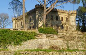 Chateaux for sale in Italy. Ancient castle with agricultural land, in San Gregorio, Brescia, Italy