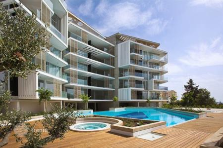 Coastal apartments for sale in Limassol. Apartment – Neapolis, Limassol, Cyprus