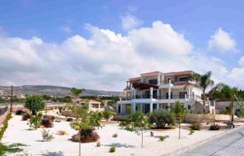Luxury 5 bedroom houses for sale in Paphos. Exclusive private residence in the Sea Caves