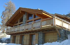 4 bedroom villas and houses to rent in Switzerland. Detached house – Nendaz, Valais, Switzerland