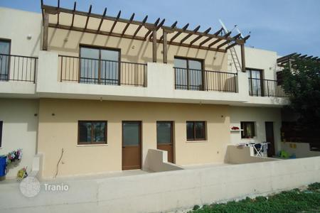 Cheap houses for sale in Paphos. Two Bedroom Townhouse