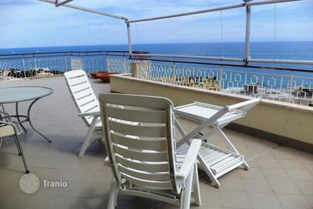Luxury apartments for sale in Liguria. Sanremo Sea View Penthouse For Sale