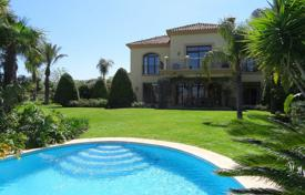 Luxury villa with a private garden, a pool and a terrace, Mijas, Spain for 1,795,000 €