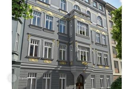 Apartments for sale in Praha 4. Apartments in a residence in one of the most beautiful places of old Prague