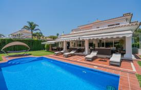 Luxury residential for sale in Andalusia. Impressive Luxurious Villa, Casasola, Estepona