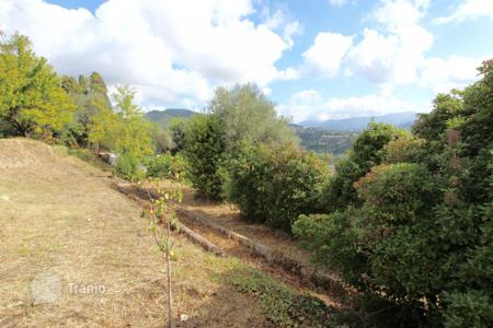 Development land for sale in Cimiez. Plot with beautiful views in Nice, Cote d`Azur, France