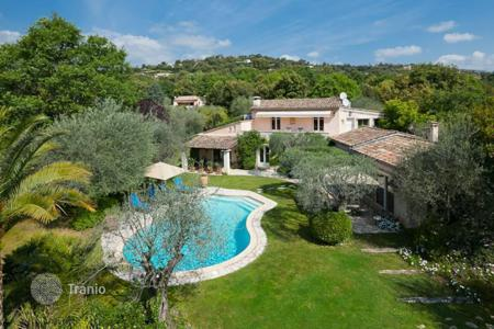 Luxury property for sale in Saint-Paul-de-Vence. Detached house – Saint-Paul-de-Vence, Côte d'Azur (French Riviera), France