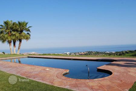 Luxury houses with pools for sale in Alella. Country seat – Alella, Catalonia, Spain