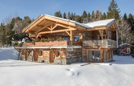 Luxury 6 bedroom houses for sale in French Alps. Villa – Megeve, Auvergne-Rhône-Alpes, France