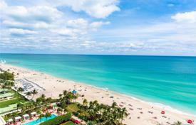 Designer furnished apartment right on the beach in Sunny Isles Beach, Florida, USA for $2,500,000
