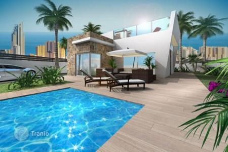 Houses for sale in Benidorm. Villa – Benidorm, Valencia, Spain