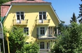 Residential for sale in Lower Austria. Historic villa with views of the Hirschenkogel mountain in the resort town of Semmering, Lower Austria