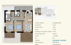 Apartments for sale in Veszprem County. New home – Balatonfüred, Veszprem County, Hungary