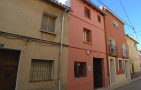 Townhouses for sale in Jalón. Terraced house – Jalón, Valencia, Spain